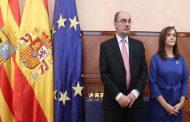 LAS PRINCIPALES INSTITUCIONES CELEBRAN EN ZARAGOZA EL XLI ANIVERSARIO DE LA CONSTITUCIÓN ESPAÑOLA