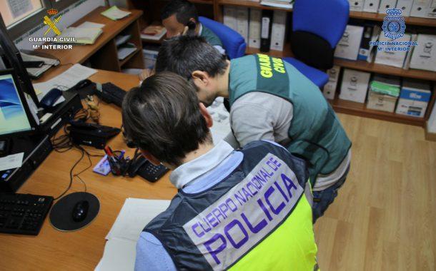 Desarticulado grupo criminal dedicado a estafar mediante venta fraudulenta de artículos por Internet
