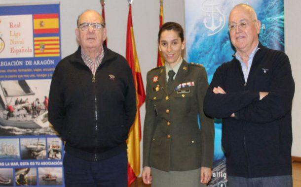 """CONFERENCIA DE LA REAL LIGA NAVAL ESPAÑOLA """"SANIDAD MILITAR EN MISIONES INTERNACIONALES DE LA ARMADA ESPAÑOLA. OPERACIÓN ATALANTA"""""""
