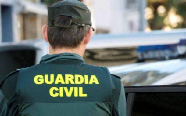 La Guardia Civil detiene a una persona en Ejea de los Caballeros por un homicidio en grado de tentativa