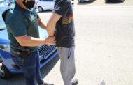 La Guardia Civil detiene un grupo criminal por conspiración para cometer un asesinato en La Muela