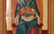 LA ORDEN ECUESTRE DEL SANTO SEPULCRO DE JERUSALÉN CELEBRA EN ZARAGOZA UNA EUCARISTÍA EN HONOR DE LA VIRGEN DE PALESTINA