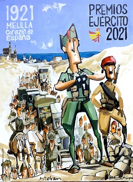 """""""Premios Ejército 2021"""""""