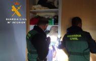 La Guardia Civil detiene a los presuntos autores del atraco a una entidad bancaria de Cosuenda
