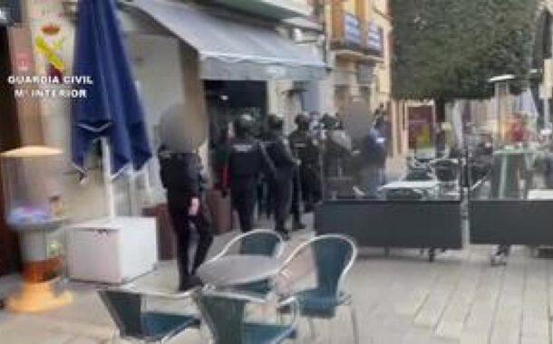 La Guardia Civil detiene a un peligroso delincuente que llevaba varios años huido de la justicia