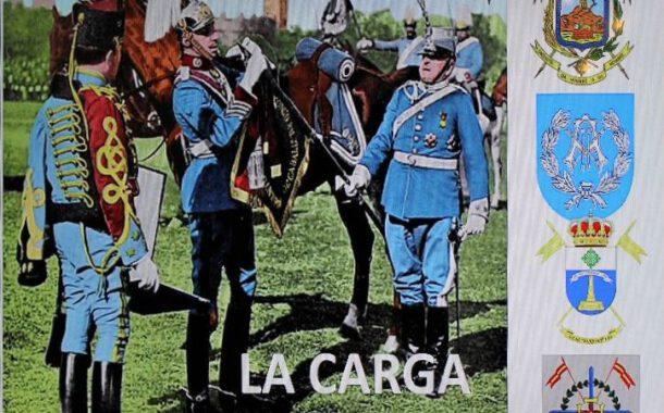 """CONFERENCIA DEL REGIMIENTO DE CABALLERÍA LIGERO ACORAZADO ESPAÑA 11 """"LA CARGA DE TAXDIRT"""""""