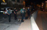 La Guardia Civil detiene al presunto autor de dos agresiones con arma blanca en Ejea de los Caballeros